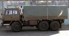 Tatra T815 6x6 VVN Tow Truck, Cool Trucks, Motor Car, Cars And Motorcycles, Military Vehicles, Czech Republic, Planes, Trains, Camper