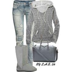 I love gray.