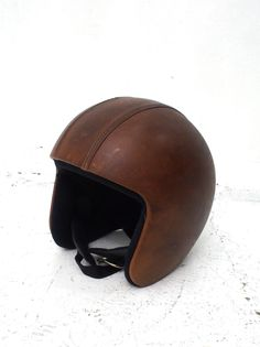 MEN DESIGNER :: ISAAC SELLAM EXPERIENCE :: ISAAC SELLAM EXPERIENCE leather helmet