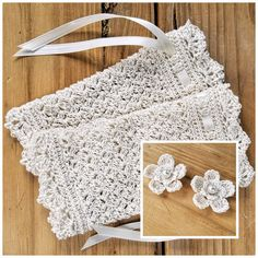 Wrapped in Lace Fingerless Bridal Gloves Crochet Pattern and Tutorial - Kirsten Holloway Designs Crochet Baby Socks, Fingerless Gloves Crochet Pattern, Fingerless Mitts, Crochet Clothes, Crochet Lace, Irish Crochet, Hand Crochet, Crochet Wrist Warmers, Hand Warmers