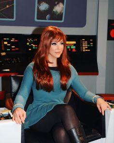 Dr. Elise McKennah, Star Trek Continues.