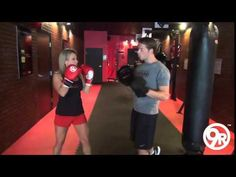 """The Four Basic Punches Intensive Lesson: PART 1 - """"The Jab & Cross"""" - YouTube"""