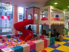 children indoor soft play ground equipment - ShangHai Lefunland Children's Products Co., Ltd