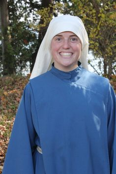 Missionaries of the Word Sister Marie Bernadette of the Sacred Heart (Novice)