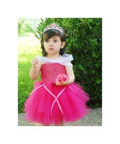Pink Princess Tutu Dress -Infant. $30.00, via Etsy.