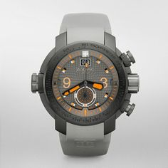 Zodiac watch grey band | Zodiac ZO8544 Special Ops Backlight Grey Dial Rubber Strap Swiss ...