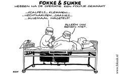 surgery fokke en sukke #NRC