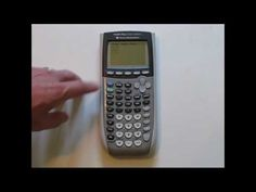 Review: TI-84 vs TI-Nspire graphing calculators from Texas Instruments.