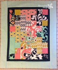 (7) Name: 'Quilting : Plus Quilt Pattern - MINI Quilt