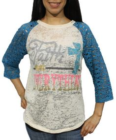 51dd018f0 Faith Above Everything Burnout Shirt with Lace Sleeves – Southern Grace  Outfitters