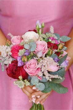 pink boquet Boquet, Bridal Bouquets, Floral Wreath, Wreaths, Pink, Photos, Photography, Wedding, Home Decor