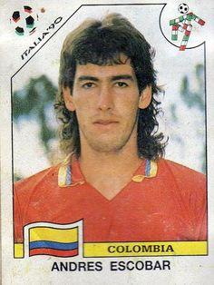 Andres Escobar - Colombia