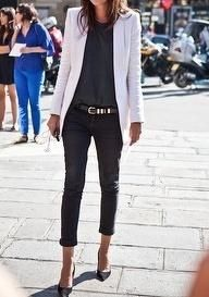 Emmanuelle Alt:  perfectly cropped