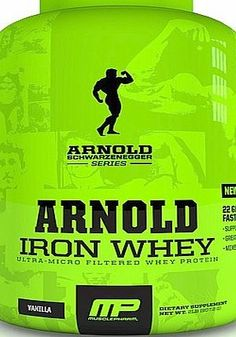 MusclePharm Iron Whey Strawberry Banana 2270g Arnold Schwarzenegger Series MusclePharm, Supports Muscle Recovery No description (Barcode EAN = 0742128441081). http://www.comparestoreprices.co.uk/body-building-supplements/musclepharm-iron-whey-strawberry-banana-2270g-arnold-schwarzenegger-series-musclepharm-supports-muscle-recovery.asp