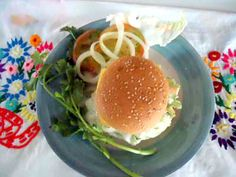Homemade hamburger and sauce recipe from the Faith and Hope mothers group in Honduras