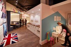 Great Little Trading Co. flagship showroom by Resolution Interiors, London – UK » Retail Design Blog