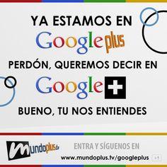 Mundoplus.tv en Google+