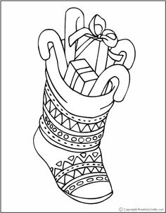 1000+ images about Christmas :: coloring pages 1 on Pinterest ...