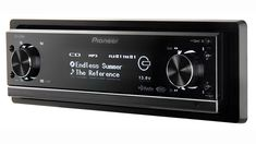 DEX-P99RS - Stage 4 Reference Series CD Receiver | Pioneer Electronics USA