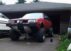 The Off-Roading Family Wagon Mod