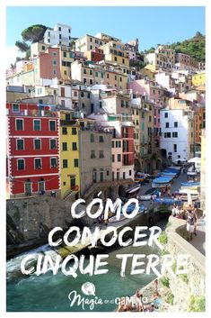 Cinque Terre, un sueño cumplido - Funny Tutorial and Ideas Damien Hirst, Best Places To Travel, Places To Visit, Beverly Hills, Cinque Terre Italy, Italy News, Adventure Awaits, Beautiful World, Travel Tips