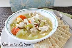 Chicken Noodle Soup & Kleenex Tissues for Cough, Cold and Flu Season #KleenexTarget #PMedia #ad