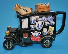 Ford Tea Van Teapot