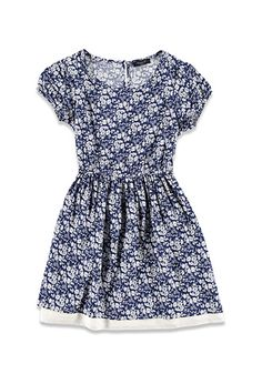 Ditsy Floral Print Dress | Forever 21 girls - 2002247180