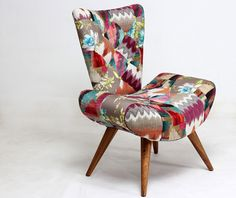 A comfortable full #upholstered #chair