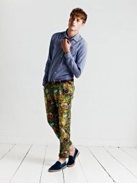 Scotch & Soda Spring/Summer 2013 Lookbook