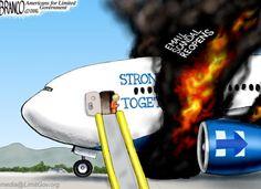 Political Cartoons 11-2-2016 - oldguytalks.com