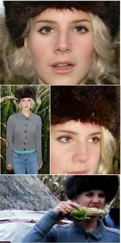 New photos of Lana Del Rey in 2007 have emerged #LDR #Lizzy_Grant