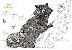 Открытки моего авторства для посткроссерства в челябинском интернет магазине! :) #посткроссинг  http://edencards.ru/catalog/drawing-cards/enot.html