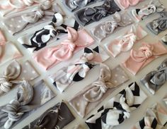 Baby headbands   VONBON   Organic Cotton Goods