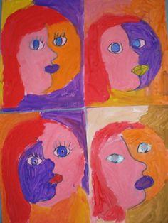 Kindergarten Art Class: Pablo Picasso