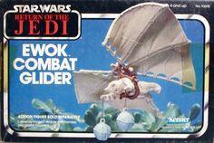 Ewok combat glider. R.