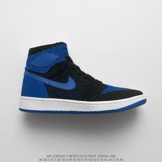 lowest price 86c56 090b8 Unisex Fsr 2018 Summer Air Jordan 1 Retro High Og Flyknit Jordan Generation  Flyknit Ben All-Match Culture Basket Sneaker. Nike Trainers ...