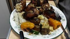 RV COOKING - Grilled Pork Rolls & Veggies