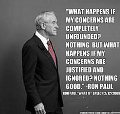 Ron Paul, my man
