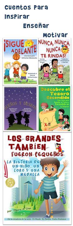 Cuentos en Español para Niños #kindleUnlimited