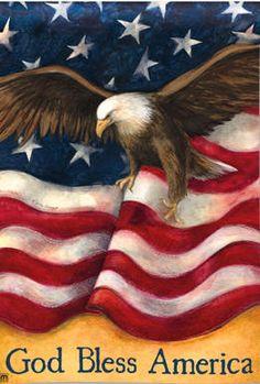 American Pride Flag m94080