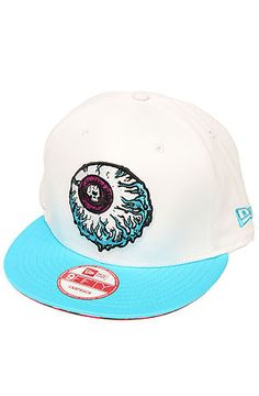 a88bf275a8a The Lamour Keep Watch New Era Snapback in White by Mishka use rep code   OLIVE