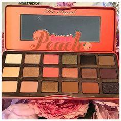 Sweet Peach, la nouvelle palette de Too Faced (photos inside)   BEAUTYLICIEUSE