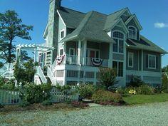 Urbanna Vacation Rental - VRBO 467350 - 3 BR Chesapeake Bay House in VA, Waterfront Designer Home with Great Views of Urbanna Harbor