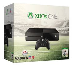 Madden NFL 15 Xbox One Bundle Giveaway