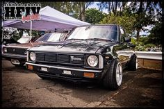 Sindy Heffa uploaded this image to See the album on Photobucket. Toyota 4x4, Toyota Trucks, Toyota Hilux, Chevrolet Trucks, Pick Up, Custom Trucks, Custom Cars, Drifting Cars, Mini Trucks
