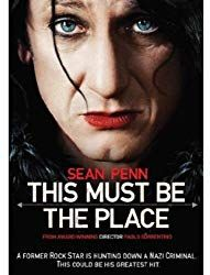 Cheyenne (Sean Penn) is a former rock star. At he still dresses 'Goth' and lives in Dublin off his royalties. Shea Whigham, Dean Stanton, Movie Talk, Sean Penn, Video Capture, Psychology Facts, Greatest Hits, So Little Time, New Movies