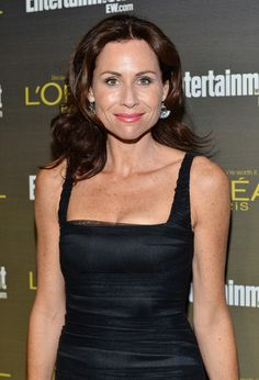 Minnie Driver Photos - Actress Minnie Driver attends the 2012 Entertainment Weekly Pre-Emmy Party at the Fig & Olive on September 21, 2012 in West Hollywood, California. - 2012 Entertainment Weekly Pre-Emmy Party - Arrivals