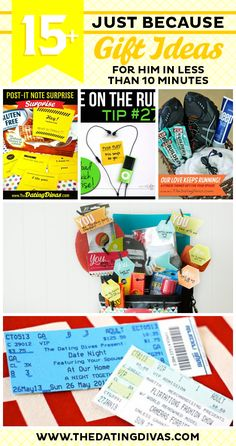 Quick and Easy DIY Gift Ideas For Husband