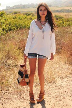 VivaLuxury - Fashion Blog by Annabelle Fleur: BOHO SURRENDER